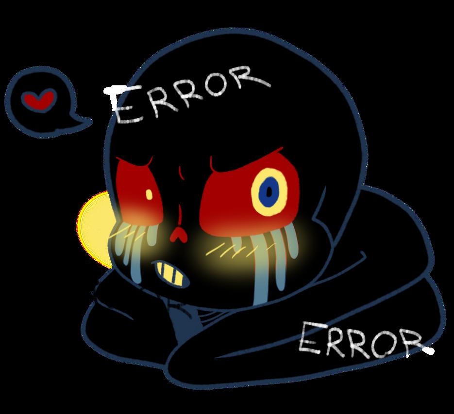 Error!Sans By AdaHams On DeviantArt