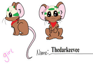 Thedarkeevee by Amber11eevee