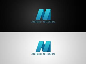 AN logo design by DRX-Design