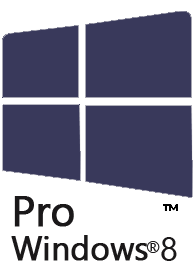 Windows 8 Pro OEM Sticker by Chrispilot2293 on DeviantArt