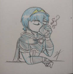 Tea by XxTheWarriorAngelxX