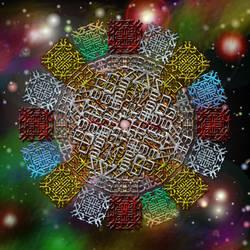 FrenZEE RKM Mandala mechanism by rythmickarma