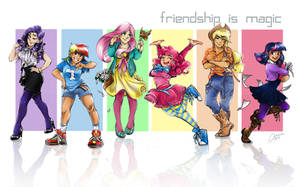 FRIENDS by DDhew