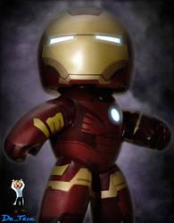 Iron Man Teaser - Mugg edition by drteng