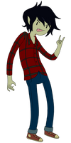 Marshall Lee by Axcell1ben