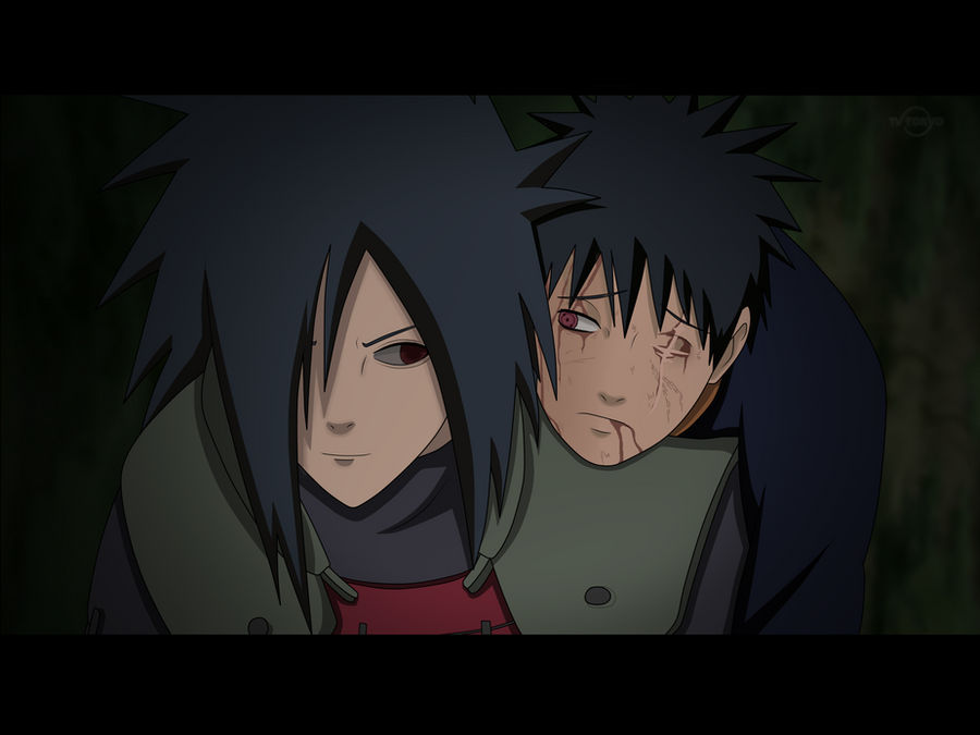 Madara And Obito (600) by Axcell1ben on DeviantArt