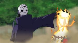 Naruto Vs. Tobi