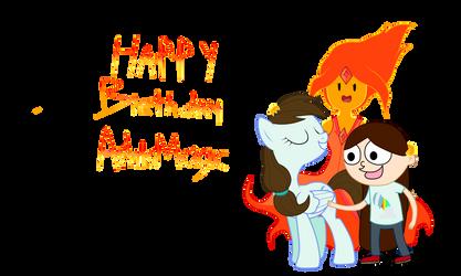HAPPY BIRTHDAY ArtItsMagic!