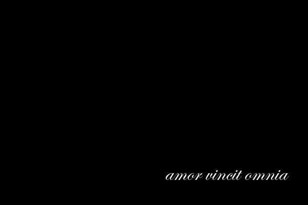 amor vincit omnia necklace. wallpaper amor vincit omnia