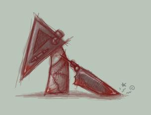 Pyramid head ID. by Hakaishi