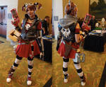 Gaige the Mechromancer (Cosplay Preview)