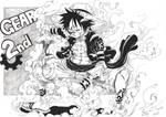 Luffy: Gear Second