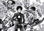 Guardians Of The Galaxy/One Piece