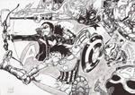Avengers/One Piece