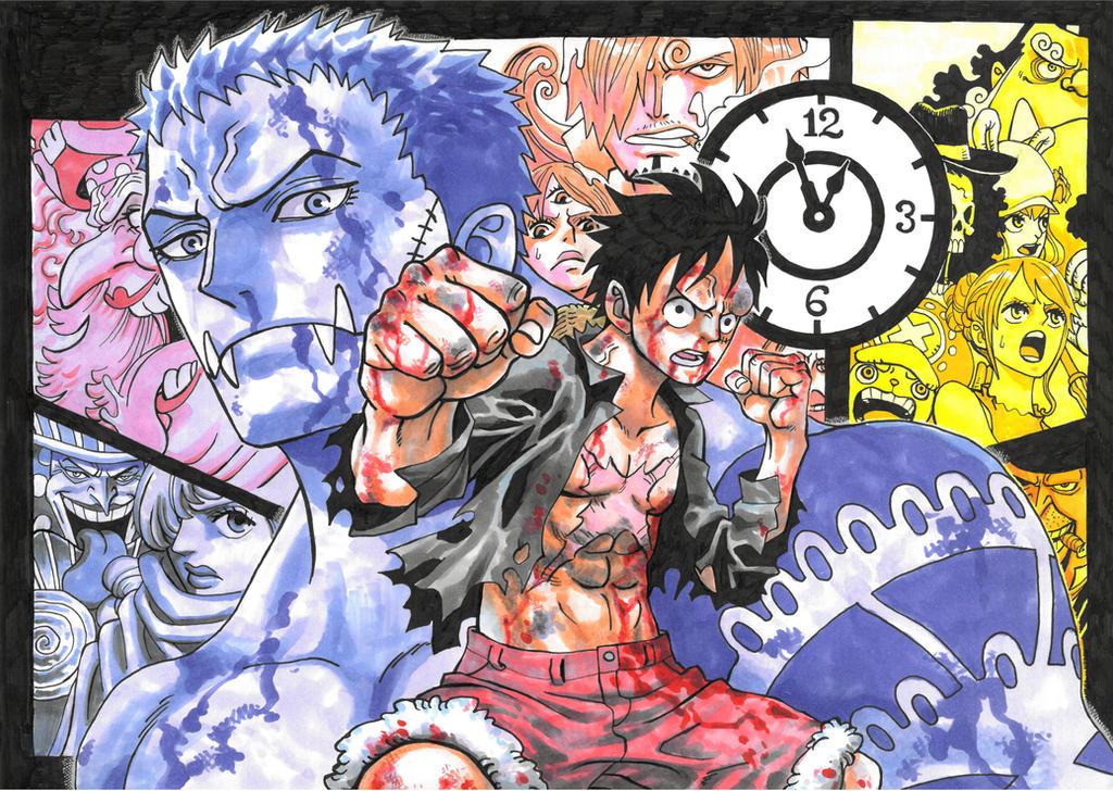 Luffy Vs Katakuri