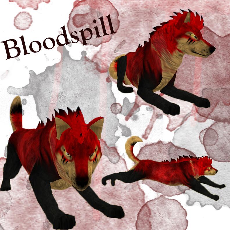 Bloodspill Preset by i-HeartArt