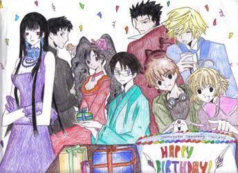 Happy Birthday Tsubasa by MoPotter