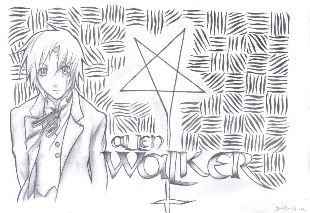 +Allen Walker+ by MoPotter