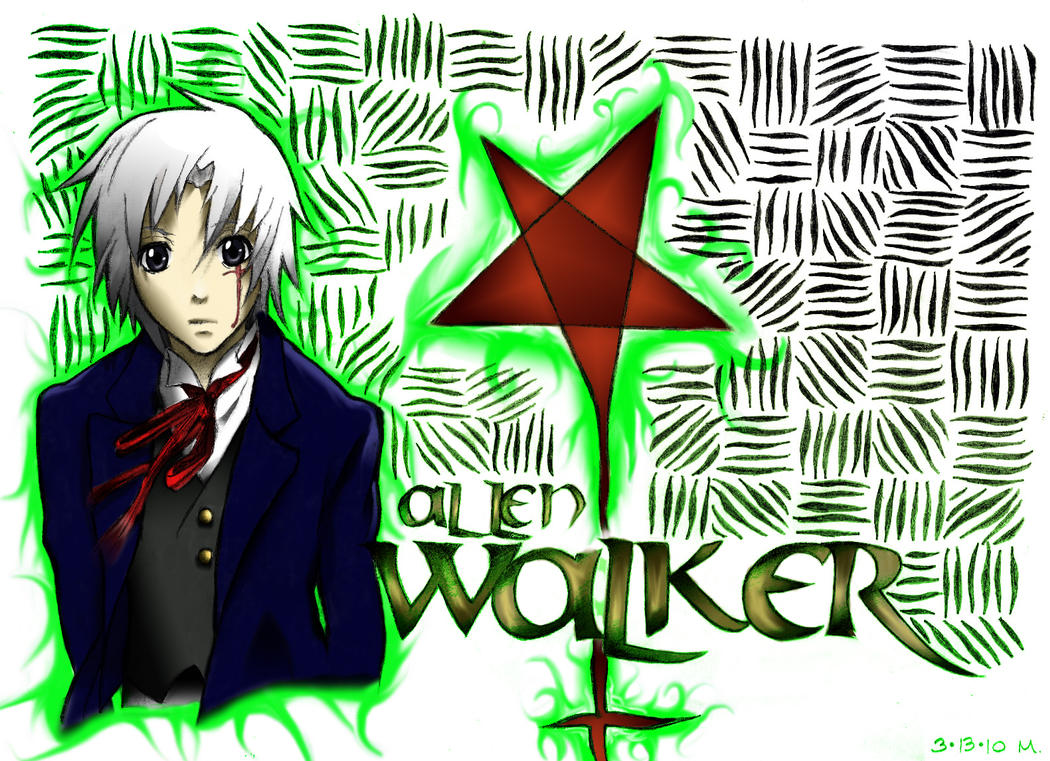 Allen Walker +Innocence+ by MoPotter