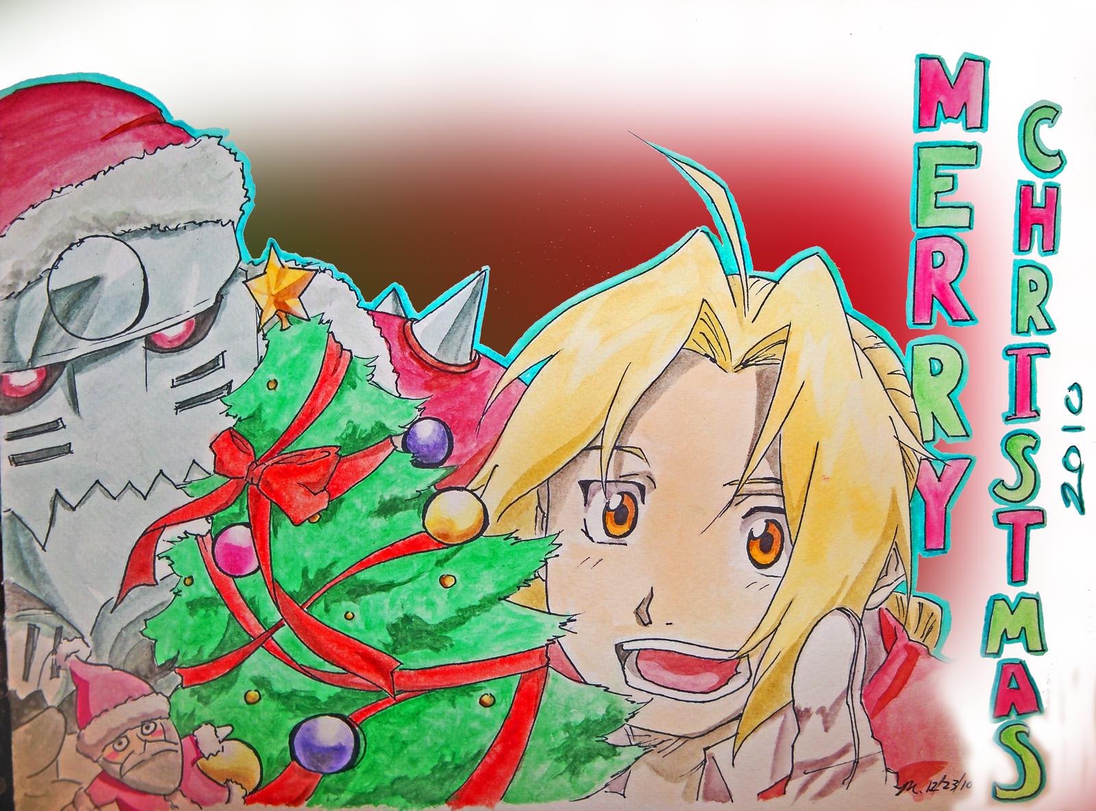 Secret Santa for -naramurasaki by MoPotter