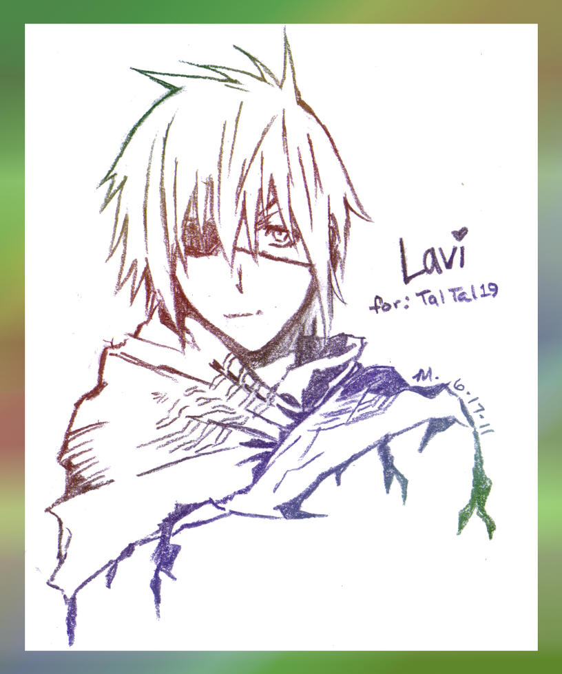 Prize Art 2: Lavi by MoPotter
