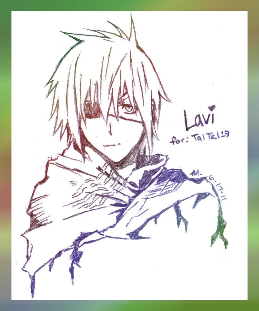Prize Art 2: Lavi by MoPotter