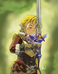 Master Sword: Reunion