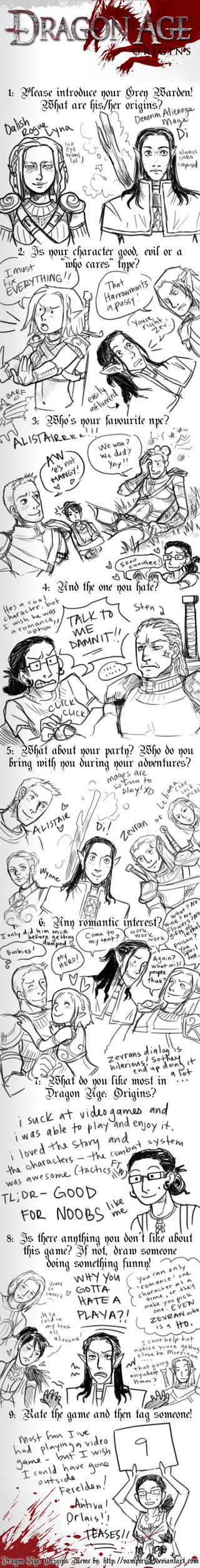 Dragon Age Meme by DeannaEchanique