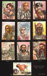Dragon Age Trading Cards