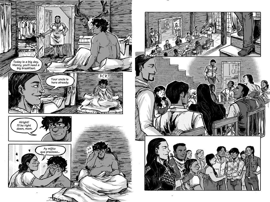 Kindling Book 1 Pages 40-41 by DeannaEchanique
