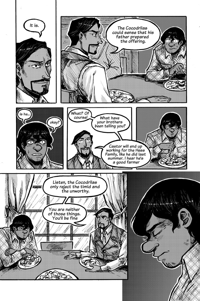 Kindling: Book 1 Page 44 by DeannaEchanique
