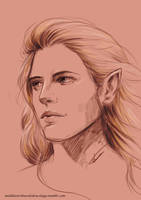 Finrod by Sempern0x