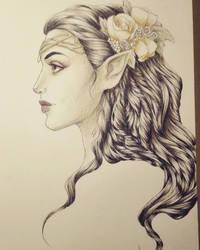 Yavanna by Sempern0x