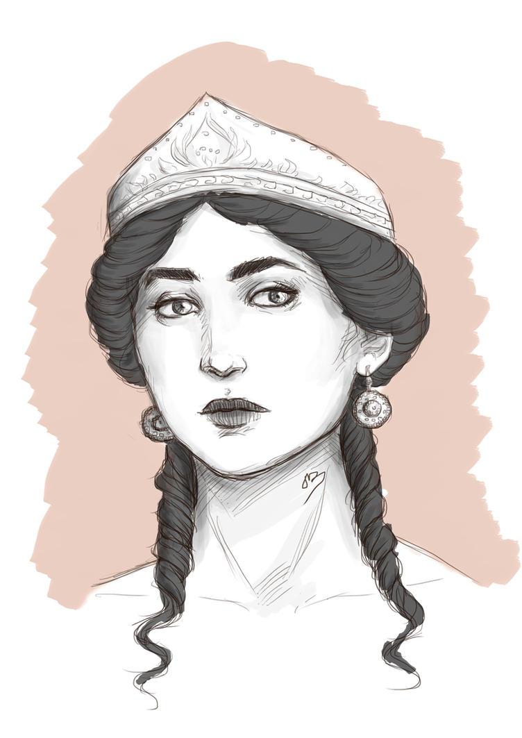 Athena by Sempern0x