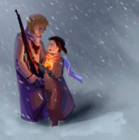 Siberian Heart by Valapfia