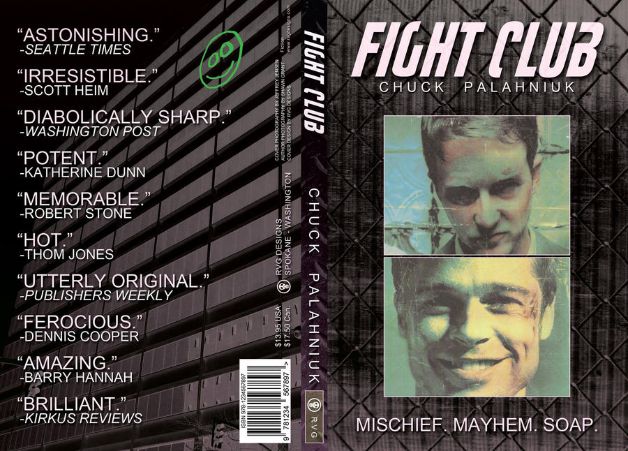 essay on fight club the movie