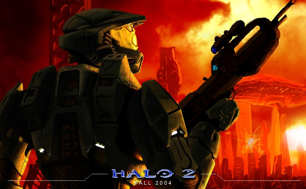 Halo 2 Tribute by RVGENomini