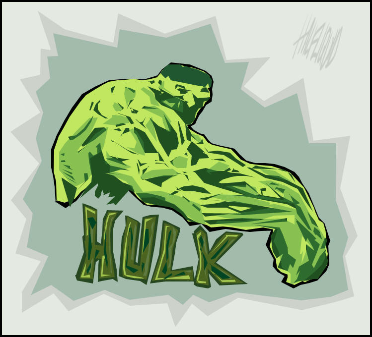 Hulk-amania -- HL by halfliquid