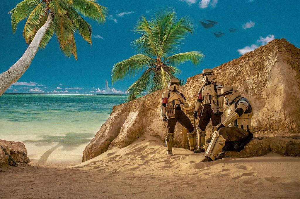 Shoretroopers by Laubi