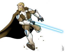General Kenobi by Laubi