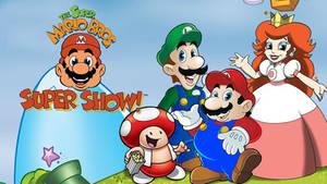 Mario bros super show and 2