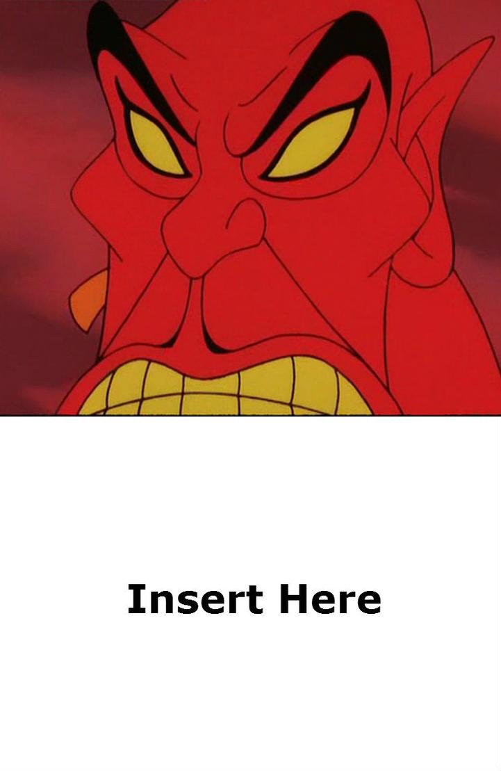 Genie Jafar scares which hero by JeffersonFan99