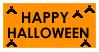 Happy Halloween stamp by Dragonnerd445