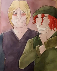 Eli and Faolan