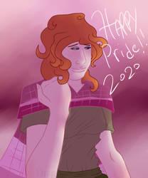 Abi Lesbian Pride Pridemonth 2020