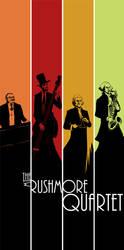 The Mt Rushmore Quartet