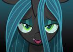 Chrysalis' eyes