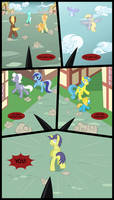 My little pony - the six winged serpent - p9