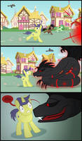 My little pony - the six winged serpent - p11