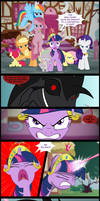 My little pony - the six winged serpent - p25